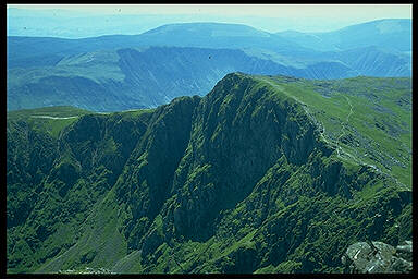 Walisische Berge – Mountains in Wales
